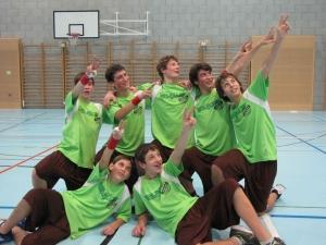 Junioren Hallen SM Basel 2011