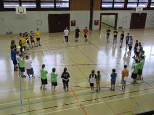 Juniorentraining Kerns 2012